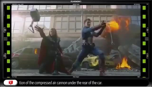 Watch and share Avengers GIFs on Gfycat