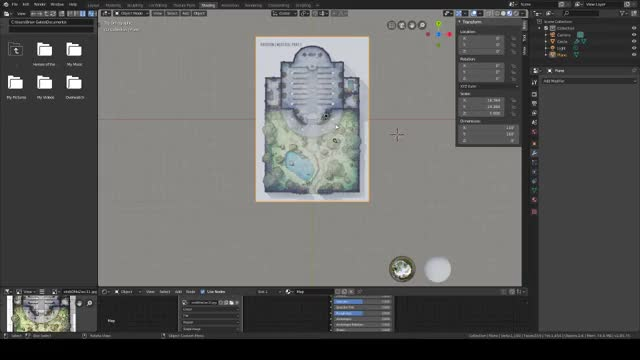 Watch and share Battlemap GIFs and Blender GIFs by Brian Gates on Gfycat