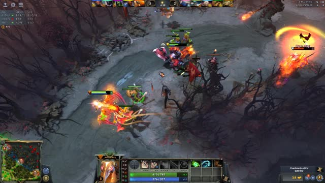 Watch Check out my video! Dota 2 | Captured by Overwolf GIF by overwolf on Gfycat. Discover more Dota 2, Double-kill, Gaming, Kill, Overwolf, Phoenix, Triple-kill, Win GIFs on Gfycat