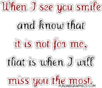 Watch and share Sad Quote: When I See Your Smile… animated stickers on Gfycat