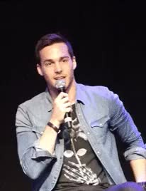 Watch Not all angels have wings, not all angels can fly. GIF on Gfycat. Discover more Chris Wood, Christopher Wood, Containment, Kai Parker, Malachai Parker, TVD, The Vampire Diaries, adam weaver, bloody night con, chris, christopher, jake, kai, malachai, the best actor ever, the best vilain, the carrie diaries, vampire, witch GIFs on Gfycat