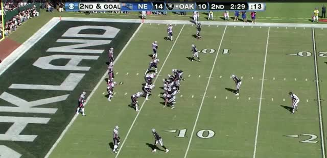 Watch and share 2011: Pat Chung End Zone INT  GIFs on Gfycat