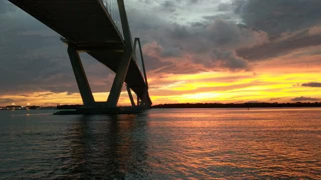 Watch bridge GIF by @keegstr on Gfycat. Discover more charleston, southcarolina, water GIFs on Gfycat