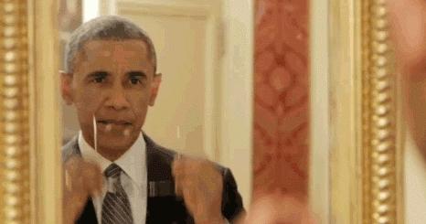 Barack Obama,  GIFs