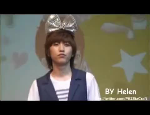 Watch Sandeul aegyo GIF on Gfycat. Discover more Sandeul, aegyo GIFs on Gfycat