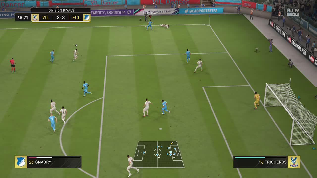 FIFA19, Instinct Blazee, fifa19, goal, goals, instinct blazee, xbox, xbox dvr, xbox one, Goal GIFs