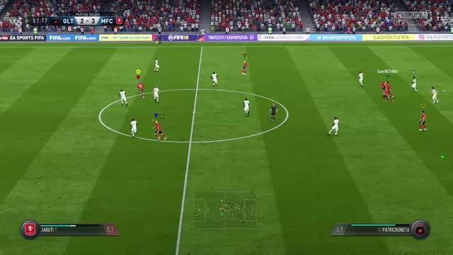 Watch this GIF by Xbox DVR (@xboxdvr) on Gfycat. Discover more FIFA18, PatrickOne16, xbox, xbox dvr, xbox one GIFs on Gfycat