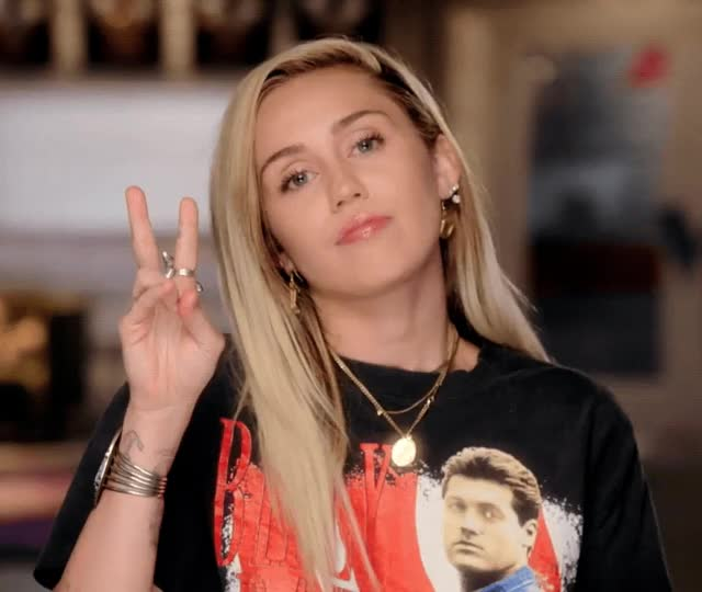 Watch and share Ask Anything Chat GIFs and Miley Cyrus GIFs by Reactions on Gfycat