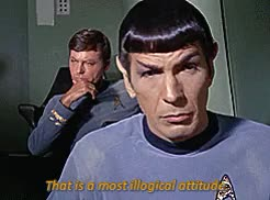 Watch and share The Galileo Seven GIFs and Deforest Kelley GIFs on Gfycat