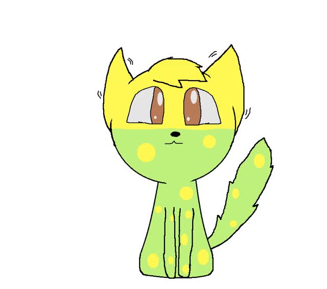 Watch and share Kc Teh Kat! (GIF) By KartWorkPony animated stickers on Gfycat