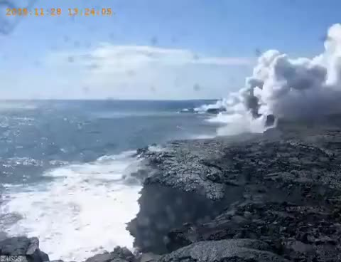 Watch and share Lava Delta GIFs and Kilauea GIFs on Gfycat