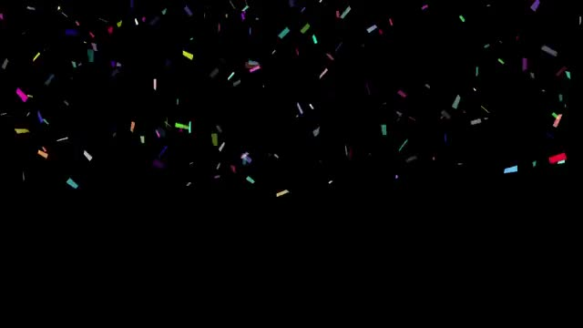 Watch and share Confetti GIFs on Gfycat