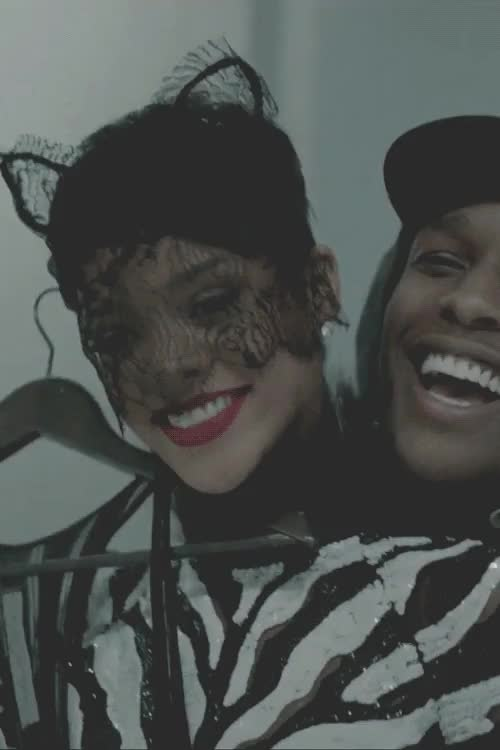 Watch and share Black And White GIFs and Long Live Asap GIFs on Gfycat