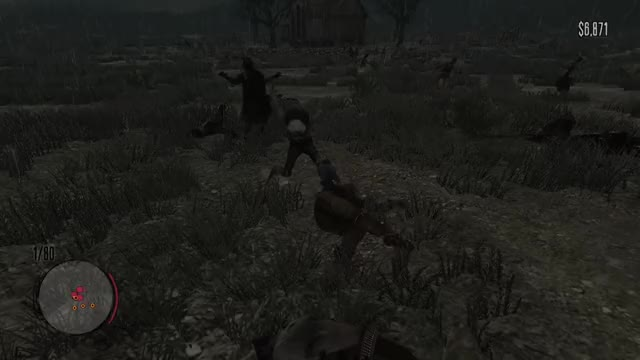 Watch Scary. Old man GIF by Gamer DVR (@xboxdvr) on Gfycat. Discover more jShiz, xbox, xbox dvr, xbox one, レッド・デッド・リデンプション:アンデッド・ナイトメアとマルチプレイ GIFs on Gfycat