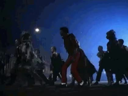 Watch and share Thriller GIFs on Gfycat