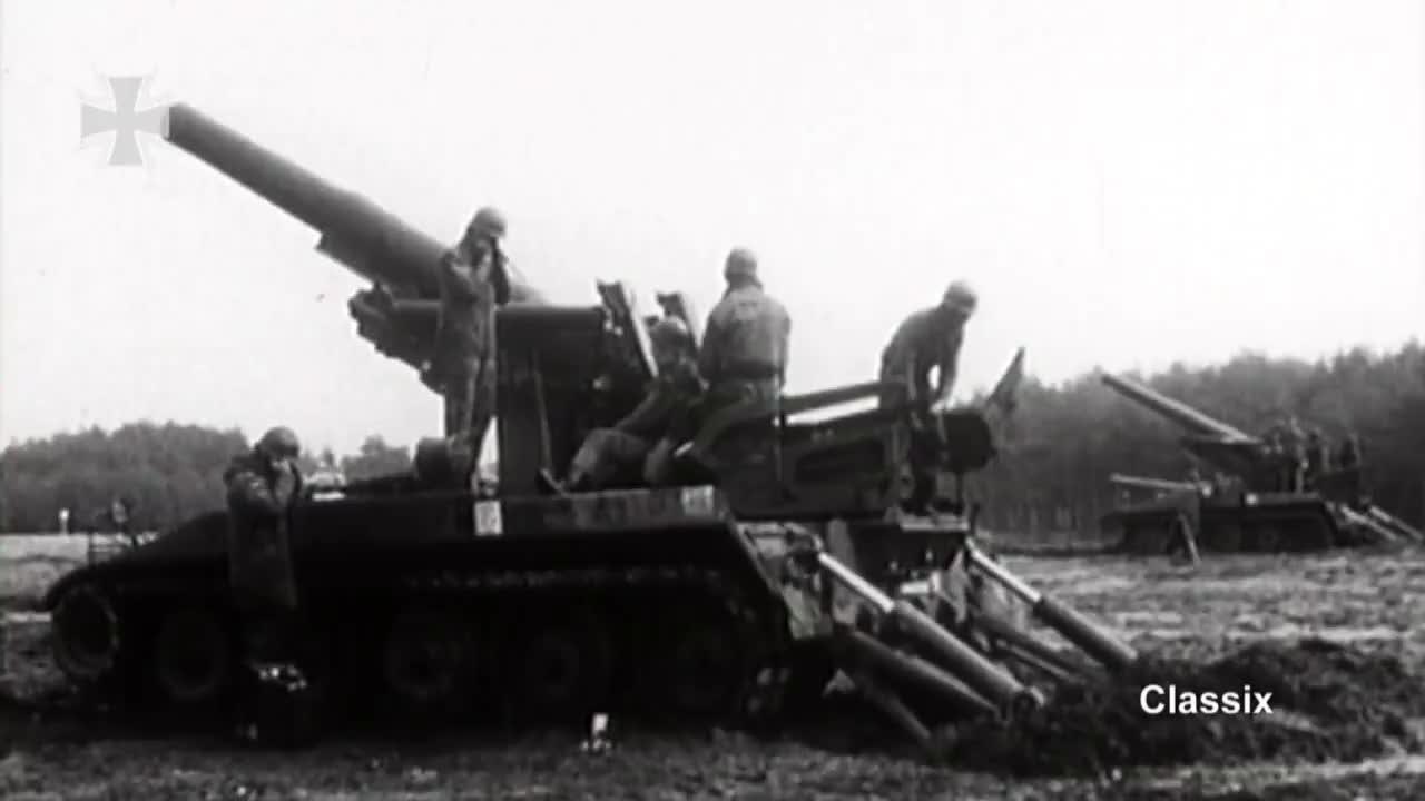 bundeswehr, soldat, Classix: Zehn Mann und eine Haubitze (1971) - Bundeswehr GIFs