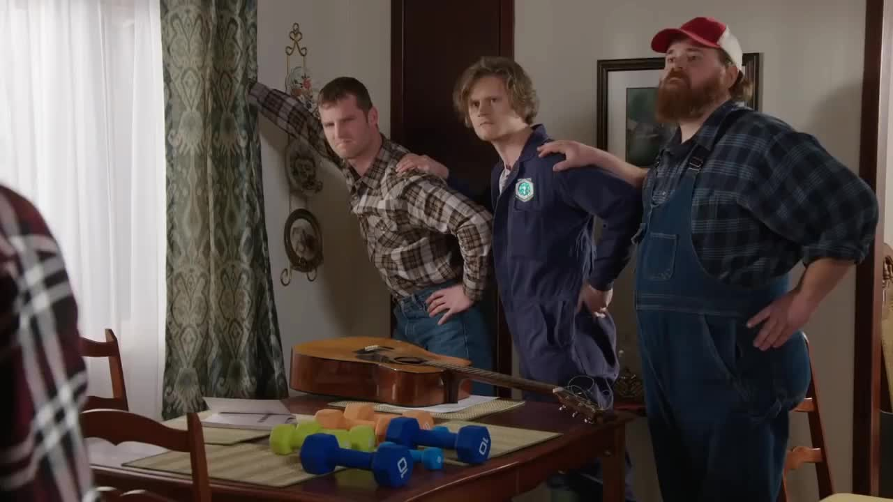 Letterkenny - The Nod and Chuckle GIFs