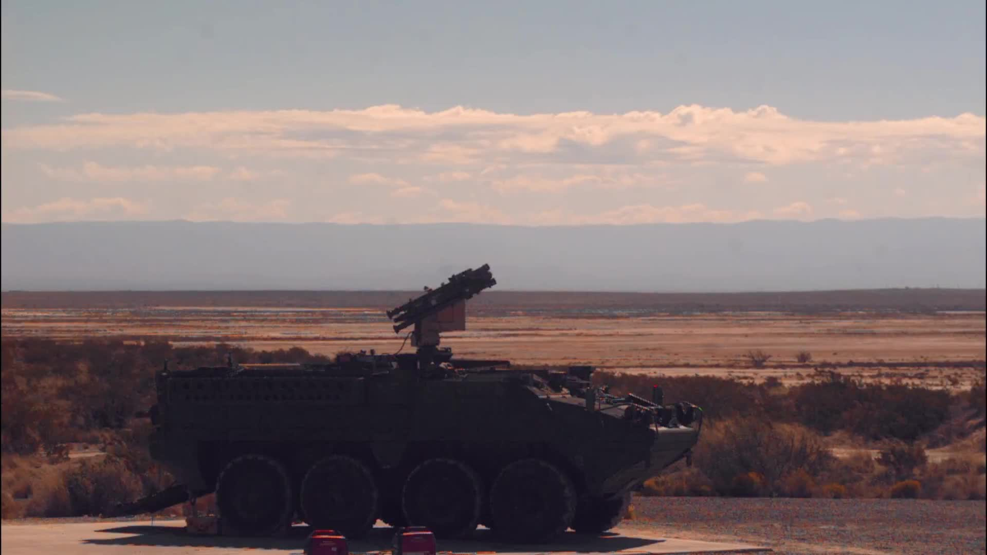 M-SHORAD, WSMR, White Sands Missile Range, militarygfys, Stinger on Stryker Demonstration GIFs