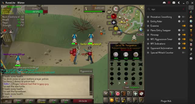 Watch and share RuneLite - Blister 2020-03-09 21-21-05 GIFs by gayboy97 on Gfycat