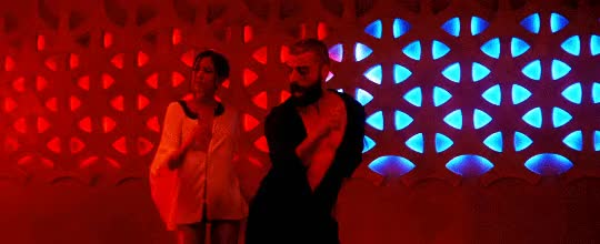 Watch and share Oscar Isaac Dancing Ex Machina GIFs on Gfycat