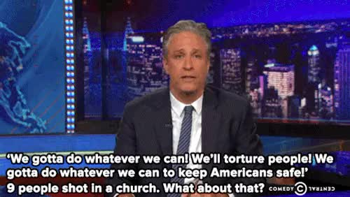Watch and share Charleston Shooting GIFs and Comedy Central GIFs on Gfycat