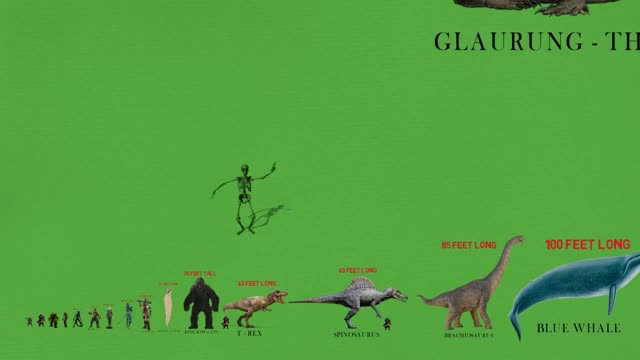 Watch and share Fictional Creatures GIFs and Sizes Of Characters GIFs on Gfycat