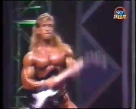 Bodybuilding (Sport), Fitness, World Bodybuilding Federation (Organization), 1992 WBF World Bodybuilding Championships Full Show GIFs