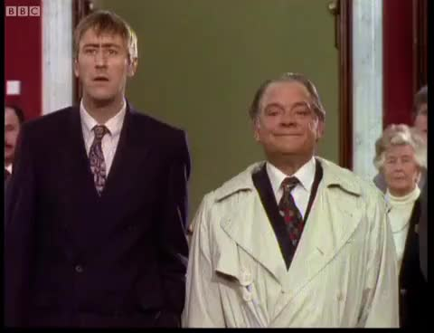 Watch and share Auction Of The Stopwatch - Only Fools And Horses - BBC GIFs on Gfycat