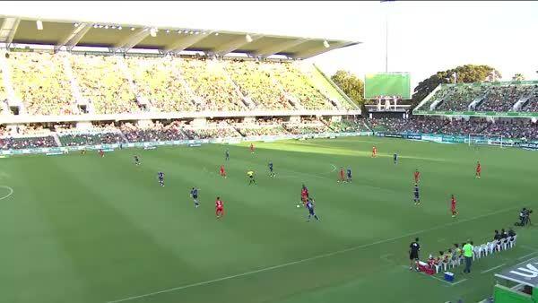 Jeggo Goal v Perth GIFs