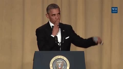 Watch POTUS mic drop GIF by Richard Rabbat (@ricardricard) on Gfycat. Discover more barack, micdrop, obama GIFs on Gfycat