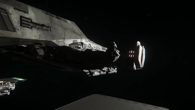 Watch Aegis: Reclaimer - VTOL Landing GIF by blabbing (@blabbing) on Gfycat. Discover more Aegis, Reclaimer, Star Citizen GIFs on Gfycat