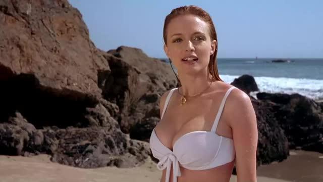 Watch Heather Graham white bikini GIF on Gfycat. Discover more Heather Graham, white bikini GIFs on Gfycat