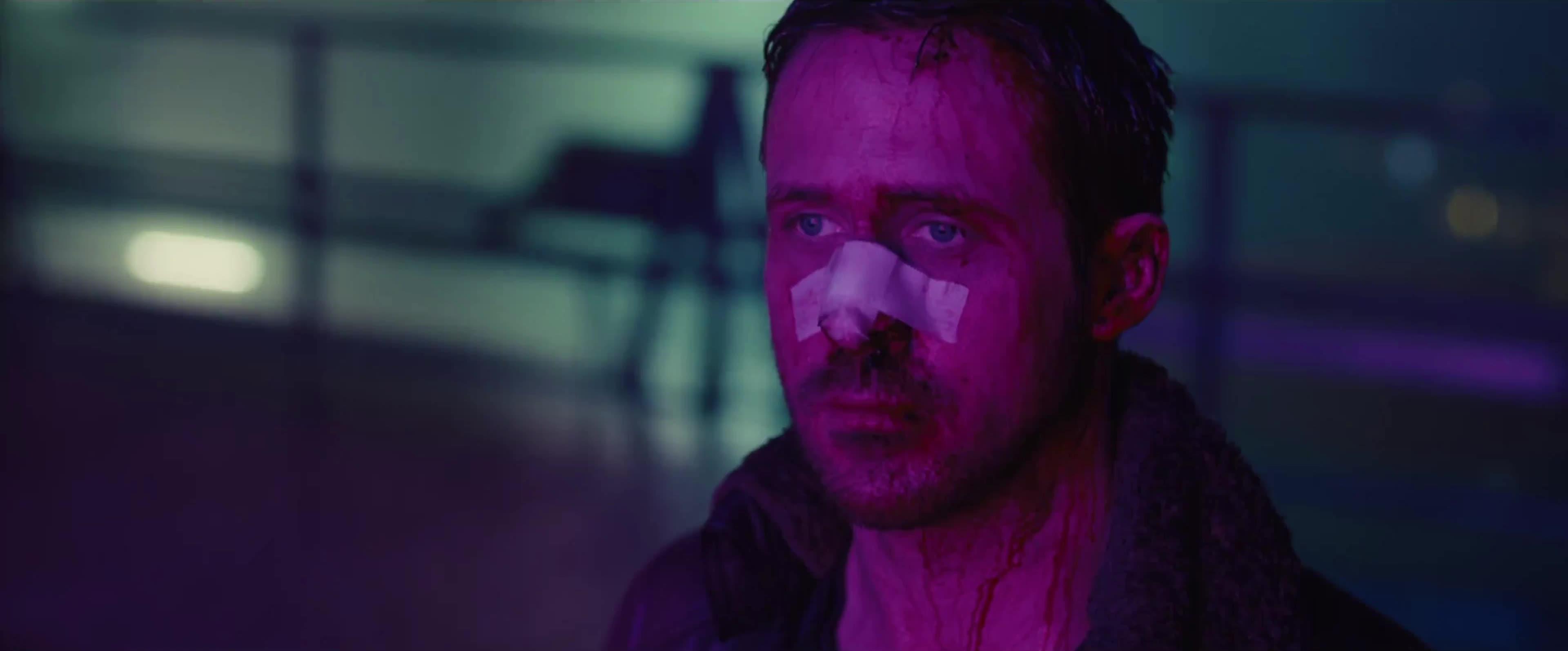 blade runner 2049, lonely, ryan gosling, Look Like A Good Joe Blade Runner 2049 GIFs