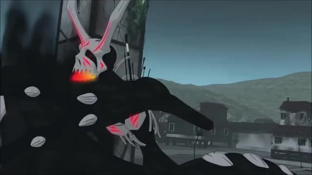 Watch and share | RWBY | RNJR Vs. Nuckelavee Grimm 1080p Full Fight GIFs by DeathHero61 on Gfycat