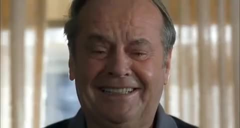 Watch and share Jack Nicholson GIFs and Crying GIFs on Gfycat