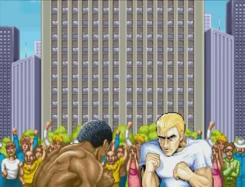 Street Fighter 2 The World Warrior Intro