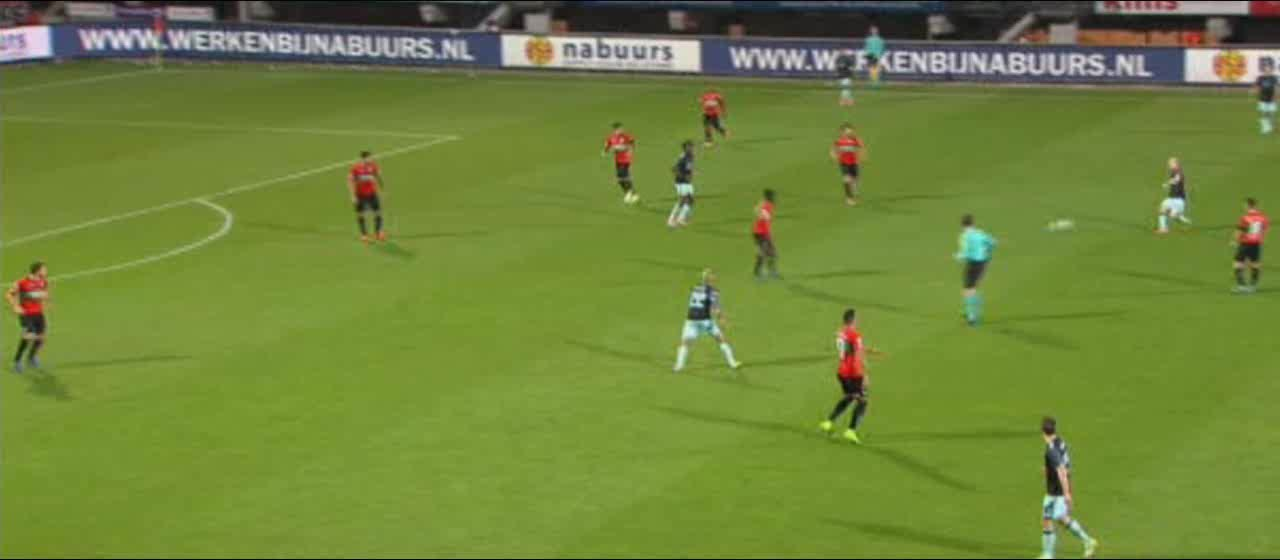 soccergifs, Hakim Ziyech solo goal GIFs