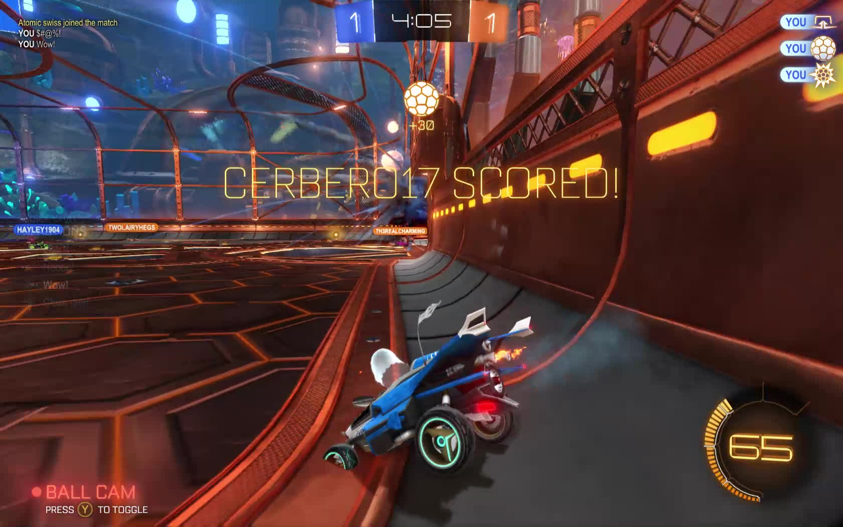 badrocketleaguegoals, I still don't know how that happened. GIFs