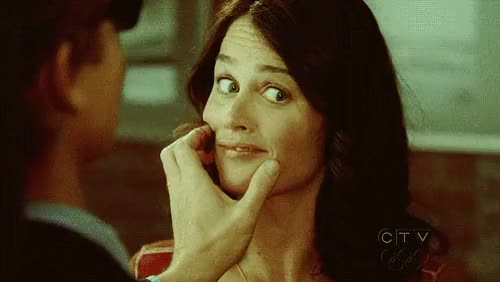 Watch The mentalist GIF on Gfycat. Discover more Lisbon, Teresa Lisbon, The Mentalist, astrological signs GIFs on Gfycat
