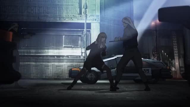 Watch Blade Runner 2022 GIF by @bastek66 on Gfycat. Discover more anime, blade_runner GIFs on Gfycat