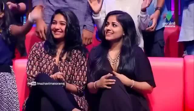 Watch and share Mirthika  (Chandhini Sreedharan) Boobs Edited GIFs on Gfycat
