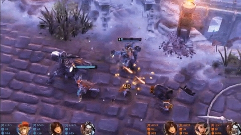 Vainglory, vainglorygame, One Punch Ardan GIFs