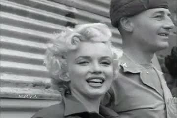Watch Marilyn Monroe in Korea. Feb 1954 GIF on Gfycat. Discover more actress, angel, art, artist, beautiful, clips, documentary, films, footage, fun, g+, gallery, gentlemen prefer blondes, gif, goddess, happy, icon, loved, marilyn monroe, movies, niagara, of, photos, rare, sexy, some like it hot, star, the 7 year itch, tumblr, twitter GIFs on Gfycat