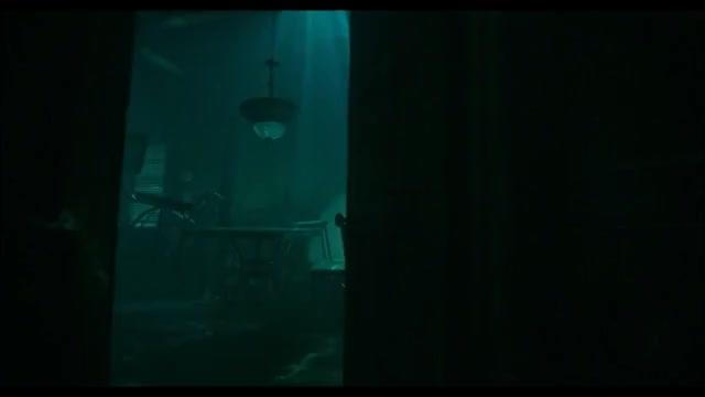 Watch The Shape of Water - Opening Scene|Underwater Scene|Guillermo del Toro's Masterpiece GIF on Gfycat. Discover more 2017, 2018, Award, Elisa, Sally, TORO, clock, del, frozen, jones, michael, movie, mute, opening, puppeteer, room, swim, tunnel, underwater, winning GIFs on Gfycat