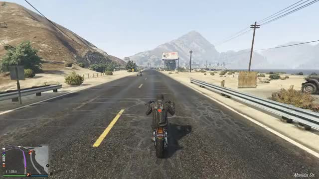 Watch and share Gta Online GIFs and Bikers GIFs by bearington on Gfycat