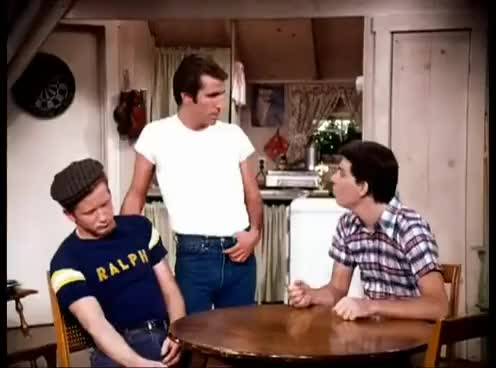 Watch this fonzie GIF on Gfycat. Discover more TV SHows, fonzie, happy days, henry winkler, tv shows GIFs on Gfycat