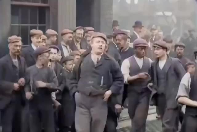 Watch and share Victorian England, 1901 GIFs by drjsfro on Gfycat