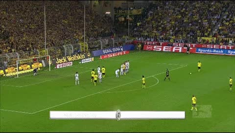 Watch and share Nuri Sahin. Borussia Dortmund - Bayern Munich. 2010-11 GIFs by fatalali on Gfycat