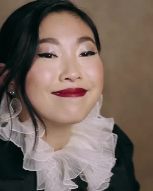 Watch and share Awkwafina GIFs and Actress GIFs by deigismon on Gfycat