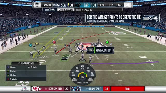 Watch this GIF by Gamer DVR (@xboxdvr) on Gfycat. Discover more MaddenNFL18, custodianxd, xbox, xbox dvr, xbox one GIFs on Gfycat
